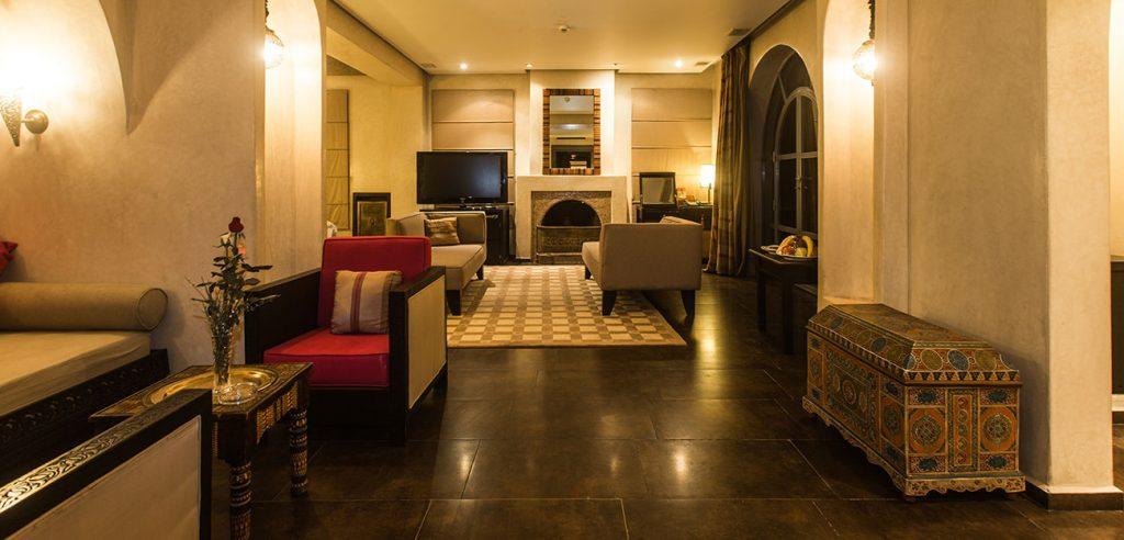Suite hotelkamer detox vakantie