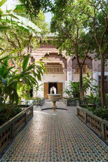 Wellness vakantie Marrakech